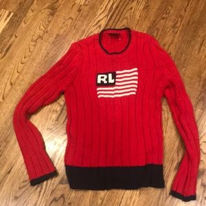90's vintage Ralph Lauren sweater